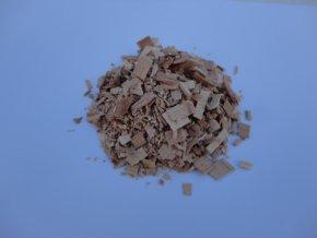 Bukové štěpky - piliny na uzení a grilování 1 - 15 mm, TOP VÝBĚROVÁ KVALITA