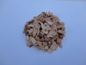Podestýlka bukové štěpky ZooFit 6 - 15 mm, TOP VÝBĚROVÁ KVALITA