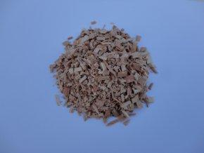 Bukové štěpky - piliny 1 - 6, substrát na pěstováni hlívy, šiitake, penízovky atd., TOP VÝBĚROVÁ KVALITA