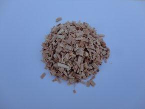 Bukové štěpky - 3 - 6, substrát na pěstováni hlívy, šiitake, penízovky atd., TOP VÝBĚROVÁ KVALITA