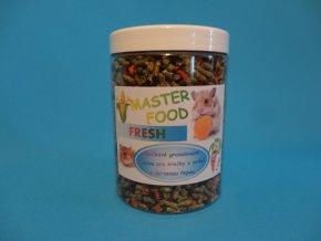 Master Food FRESH  - Prémiové krmivo se zeleninou podle druhu pro: Morčata, králiky, činčily, osmáky, pískomily, potkany a křečky