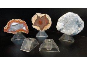 Podstavec pod minerály a sbírkové předměty