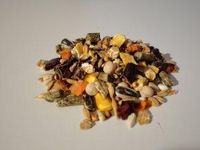 Krmivo pro hlodavce - Premium speciál se zeleninou a vločkami