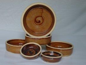 Miska keramická - různé velikosti