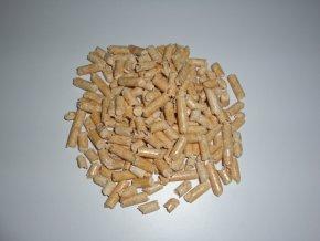 Dřevěná podestýlka - dřevěné pelety