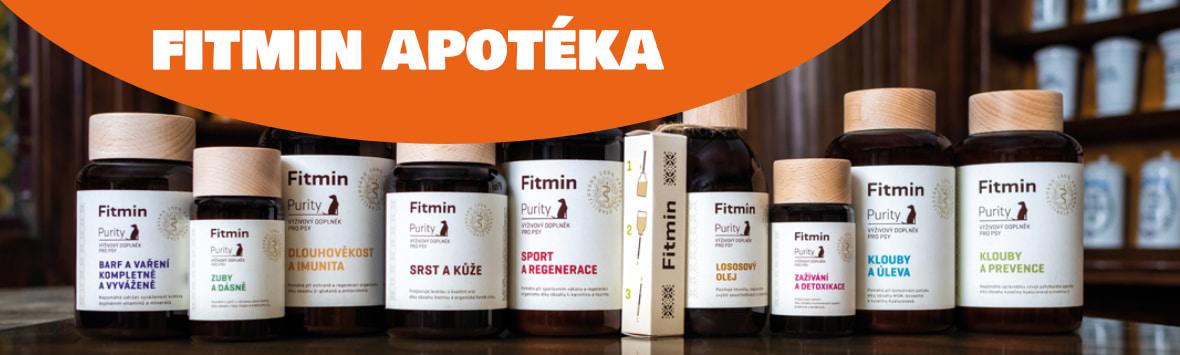 Fitmin apotéka - doplňky pro zdraví