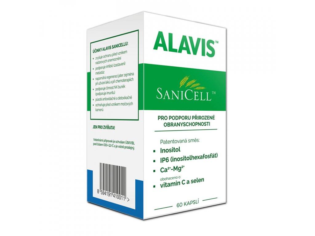 alavis sanicell krabička