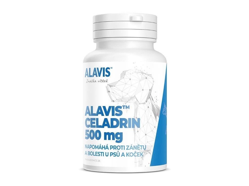 alavis celadrin 500 mg pro psy a kočky