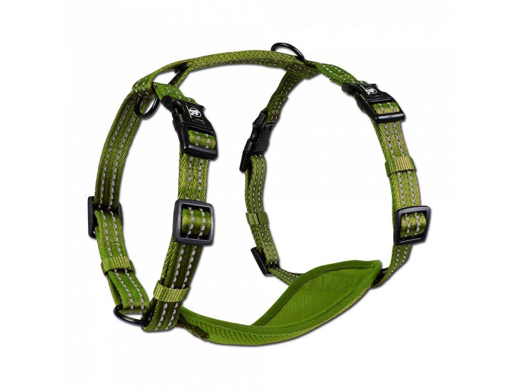 alcott Adventure Harness Medium Green