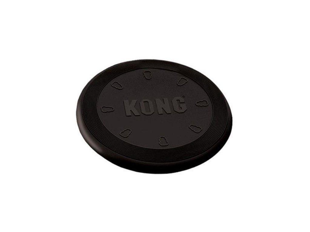 Kong talíř černý L 1