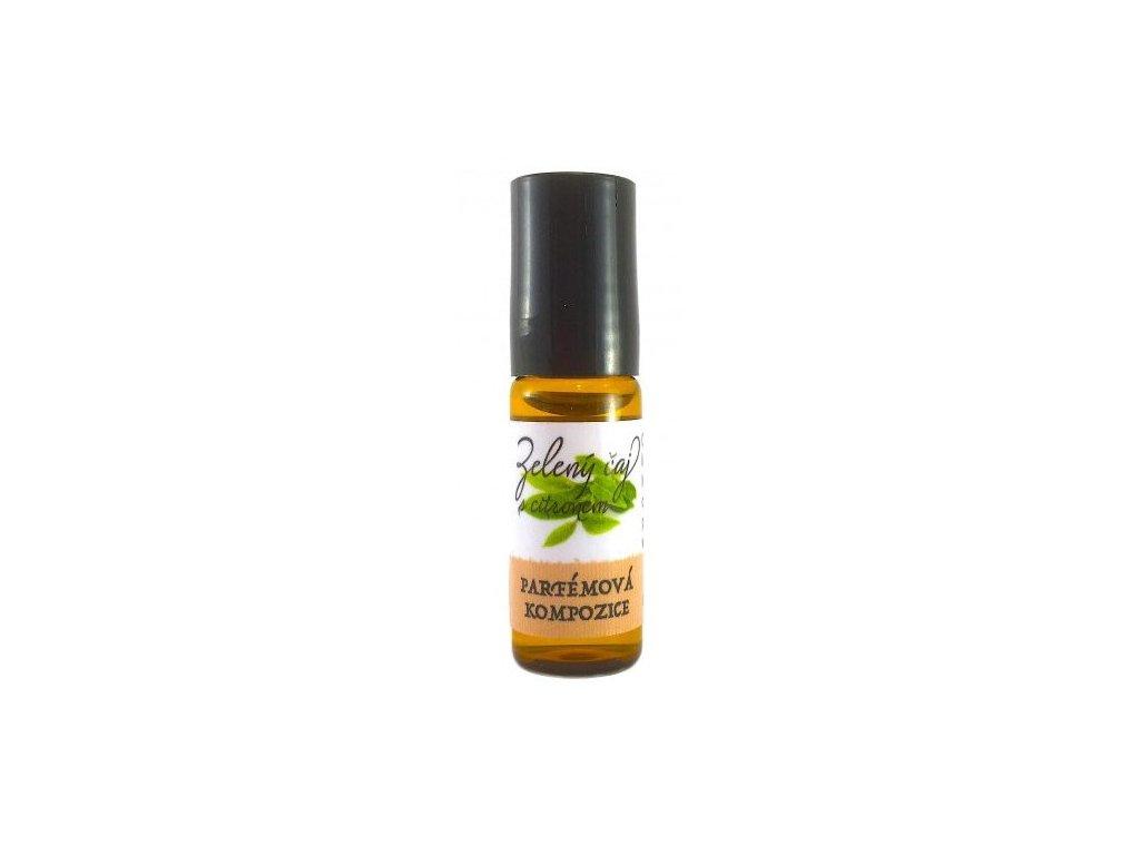 2586 1 zeleny caj prirodni parfem 1ml
