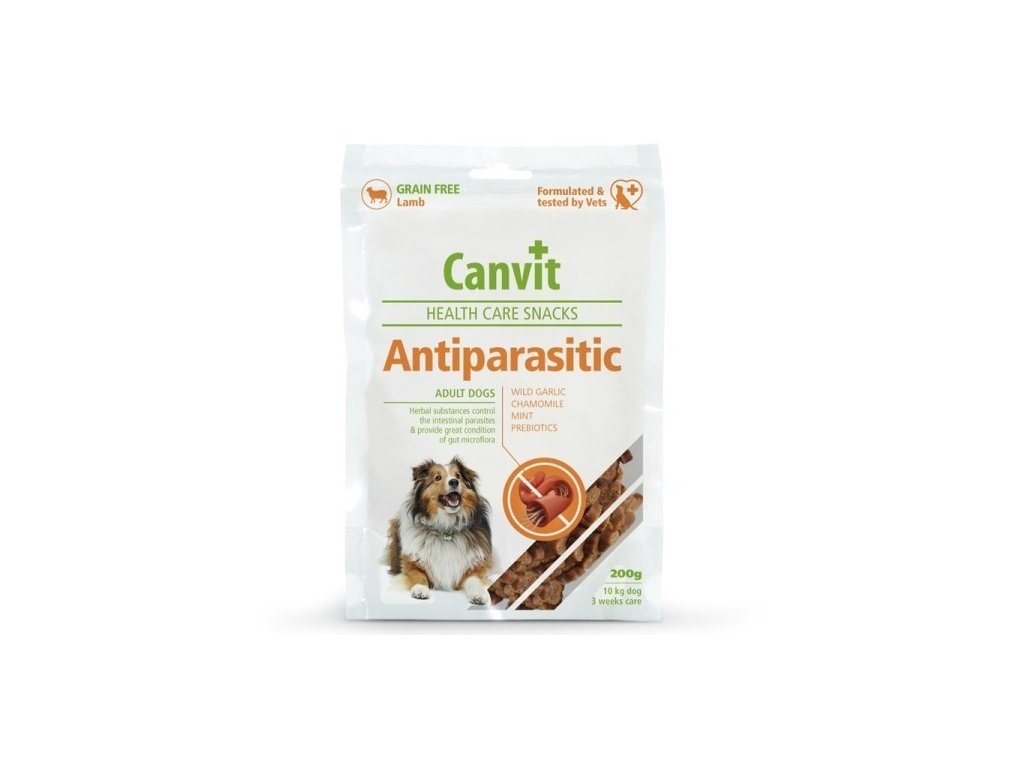 snack antiparasitic