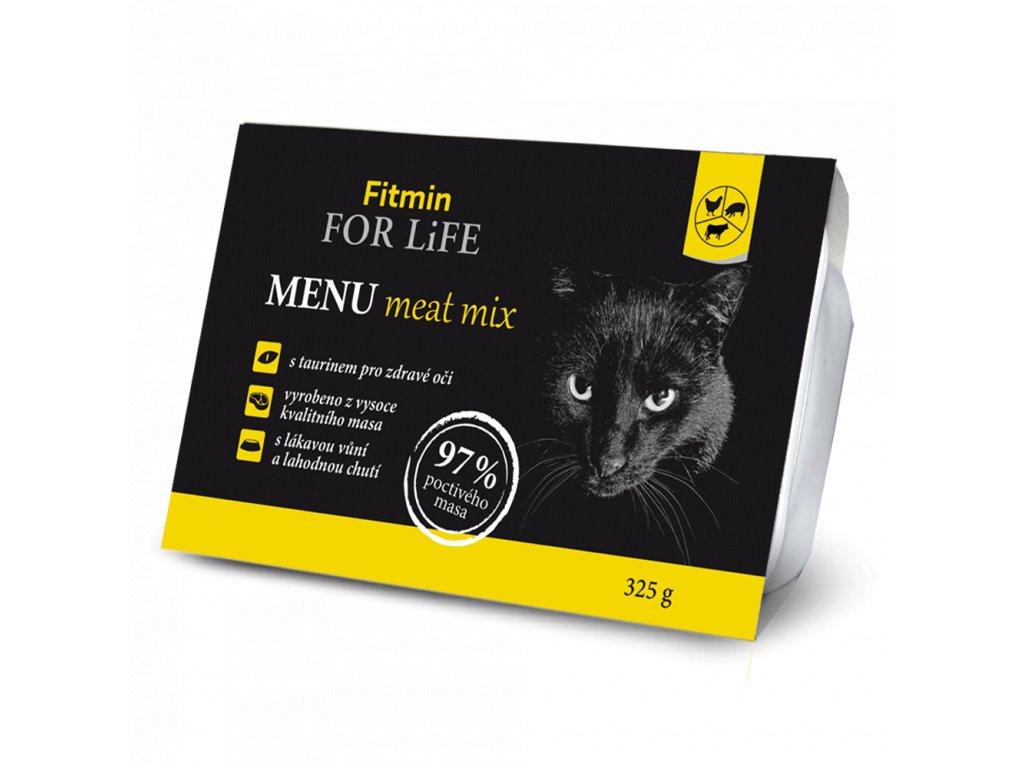FFL cat MENU meat mix 325g