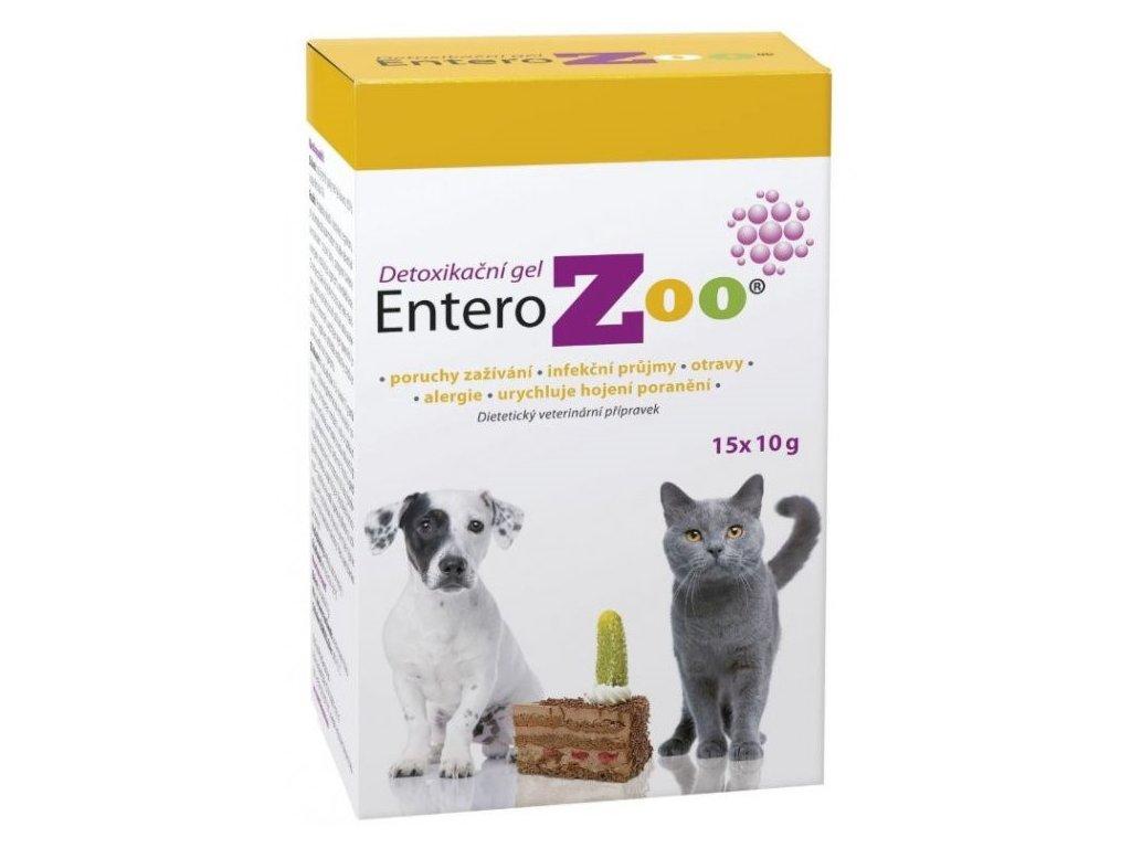 4466 entero zoo detoxikacni gel 15x10g