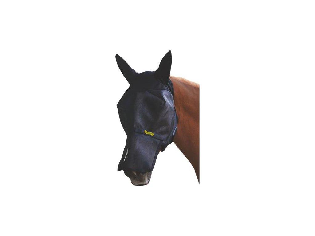 absorbine ultrashield maska pro koně proti hmyzu - s ušima