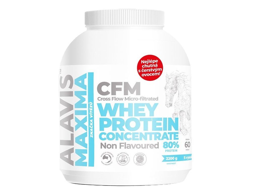 ALAVIS Maxima Whey Protein Concentrate