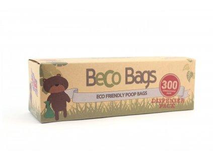 Sacky na exkrementy 300 ks ekologicke 2905201807532261721