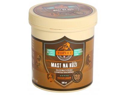 Mast na kůži ekzematickou 500 ml