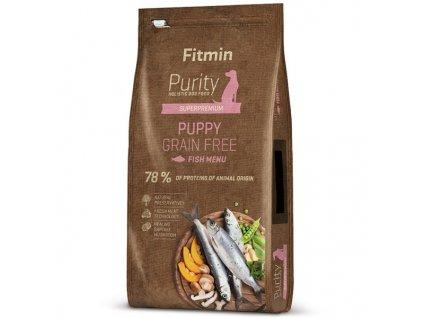 Fitmin dog Purity GF Puppy Fish