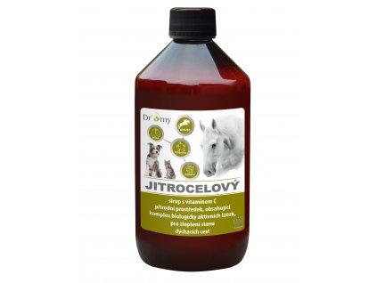 Jitrocelovy-sirup