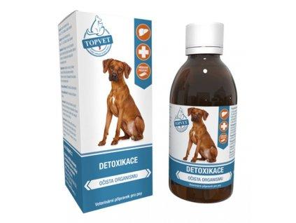 Detoxikace sirup pro psy 200ml