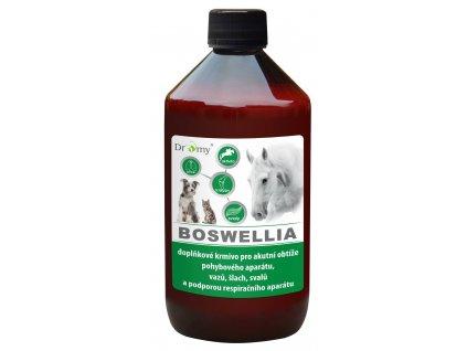 boswellia pro koně psy a kočky