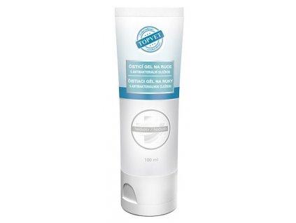 4871 antibakterialni gel na ruce v tube hedvabi100ml