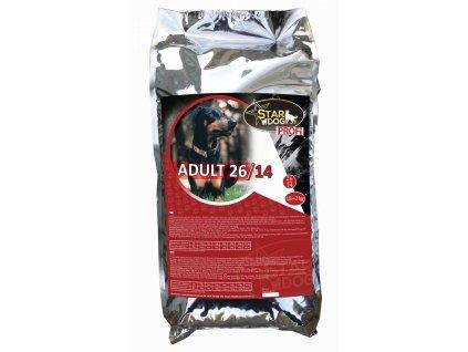 Stardog Profi 20kg pytel granulí pro psy s krůtím a hovězím masem