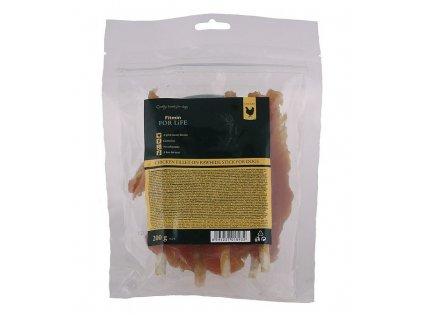 ffl chicken filet on rawhide stick 200g