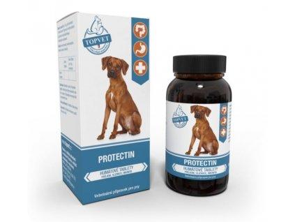 Humátové tablety pro psy proti průjmu