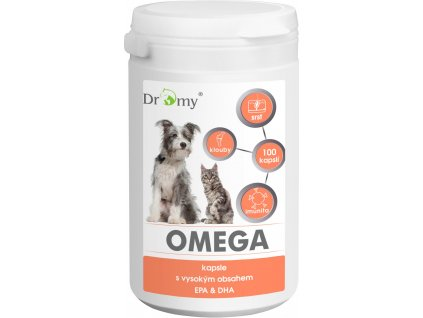 dromy omega 3 kapsle