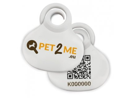 Pet2Me identifikacni medailonek