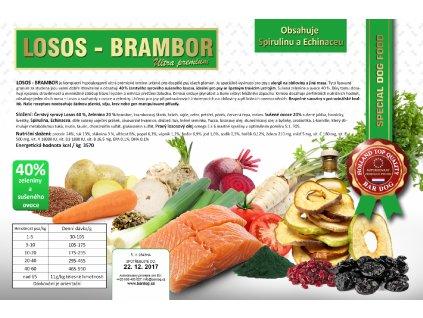 Bardog Losos a brambor za studena lisované 24/13 EXP 12/2021