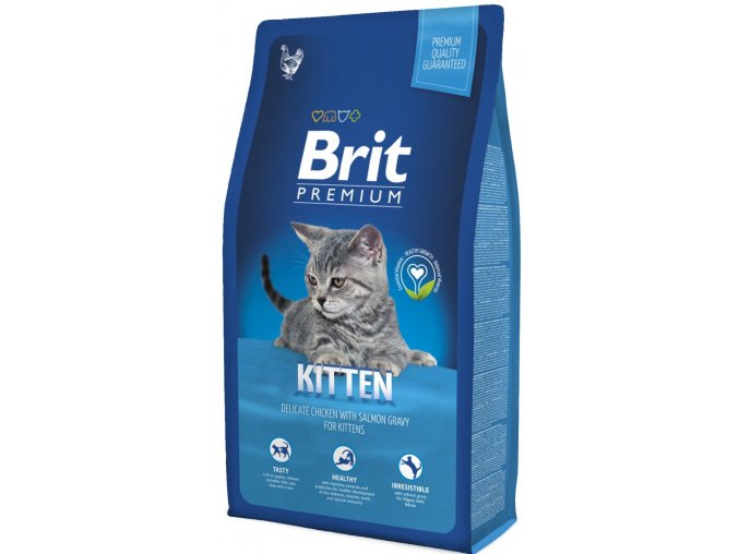 brit premium cat kitten novy 8 kg min