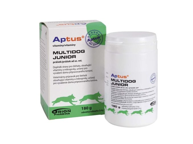Aptus Multidog junior 180g
