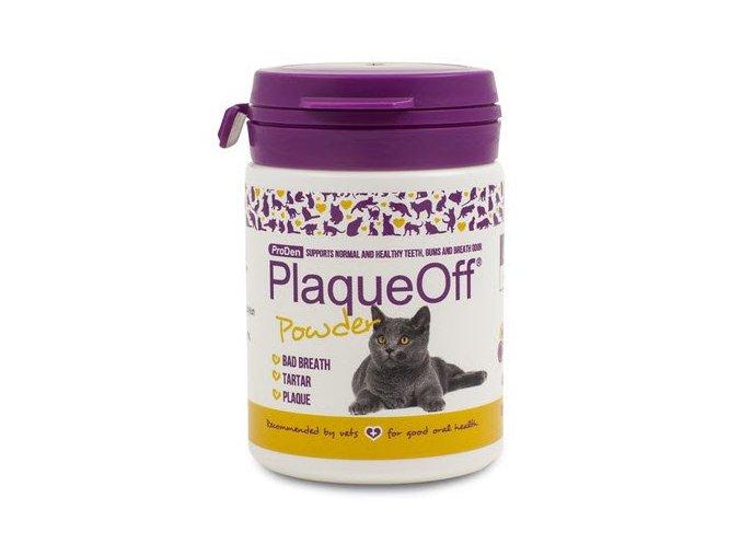 ProDen PlaqueOff Powder Cat 40g pro kocky 0304201813453569743