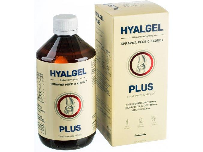 Hyalgel Plus min