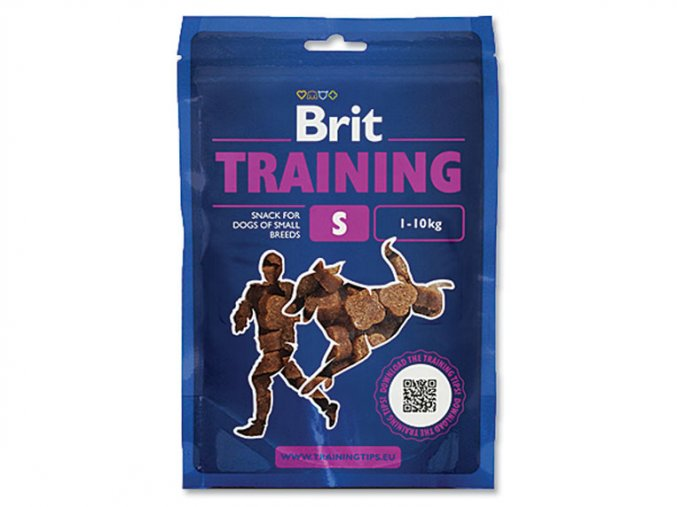 snack brit training s 200g 1784