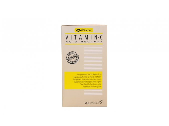 Vitamin C 90 tablet