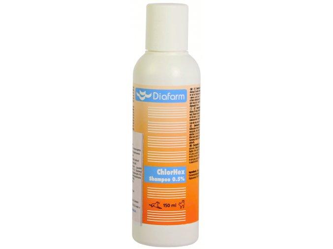 Chlorhexidin šampón 150ml
