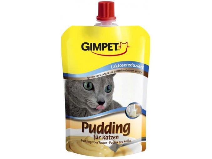 Gimcat Pudink vanilkový 150 g