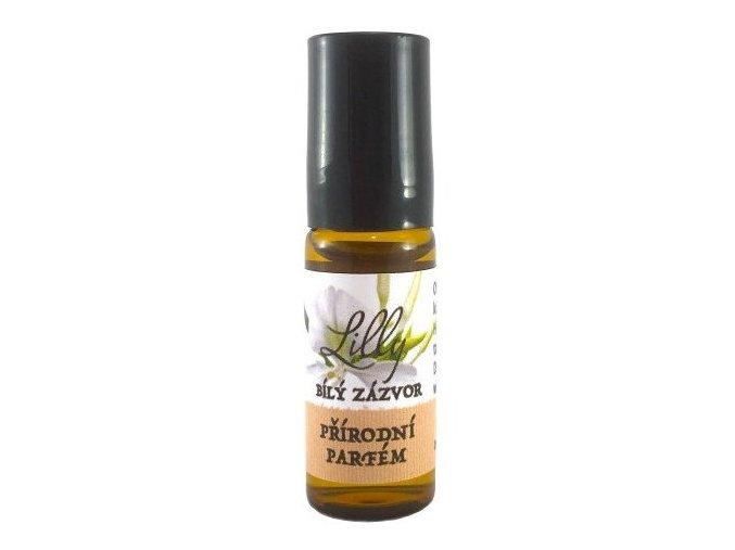 2526 bily zazvor prirodni parfem