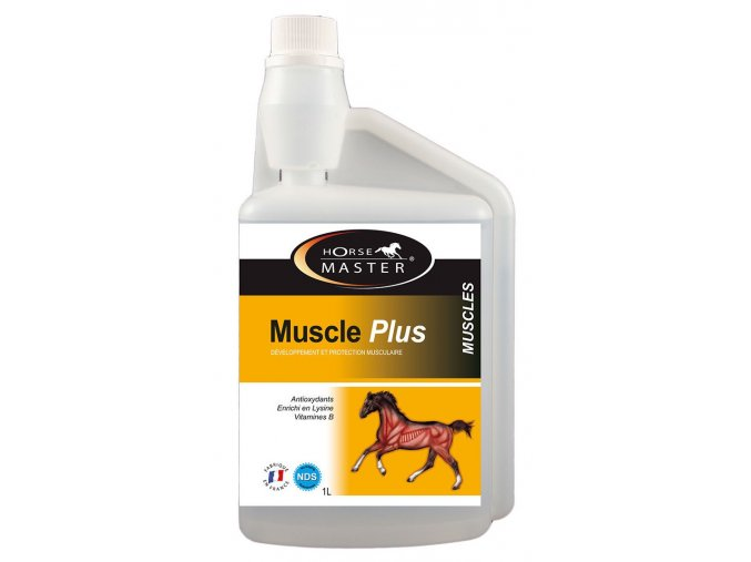 Horse Master Muscle Plus 1l  exspirace 01/2021