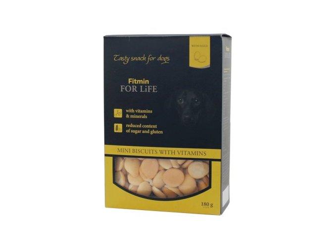 FFL dog Biscuits mini 180g