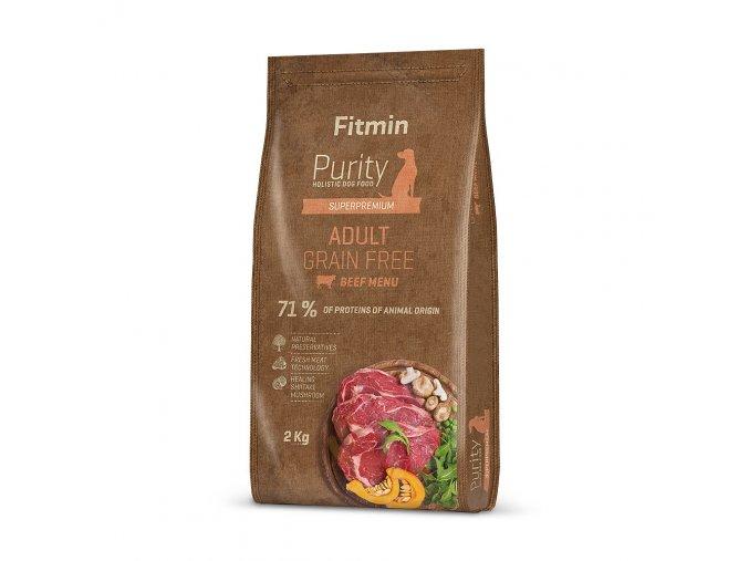Fitmin dog Purity GF Adult Beef