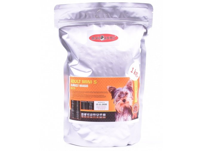 Bardog Adult mini S 1kg
