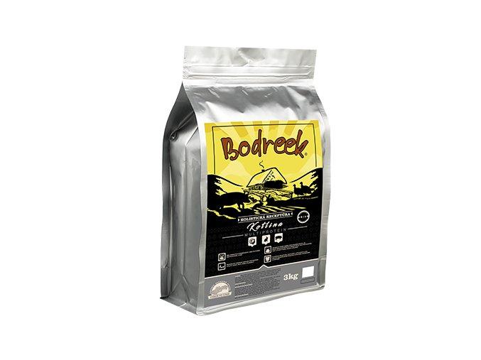 Bodreek Kotlina s jeřabinou – holistické krmivo
