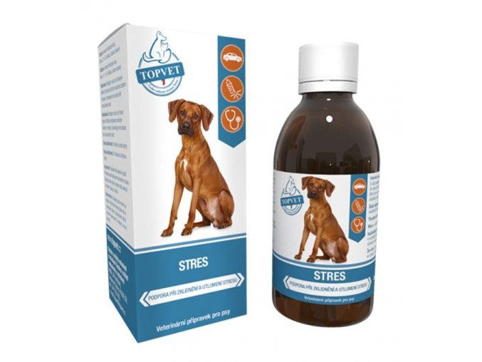 Stres sirup pro psy 200ml