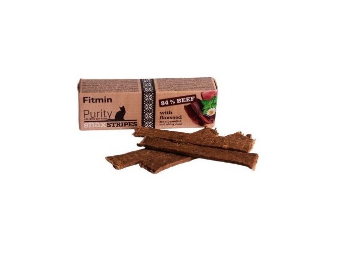 4487 fitmin cat purity snax stripes beef 35 g 1