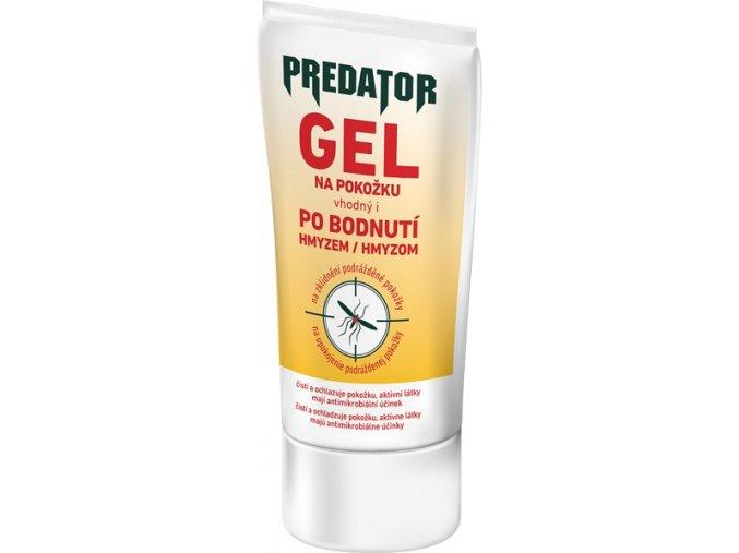 predator gel po stipnuti